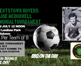 Joe McDonnell Memorial Tournament