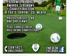 IAFA Footgolf 2017